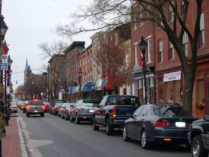 Apartments In Upper Fells Point Baltimore